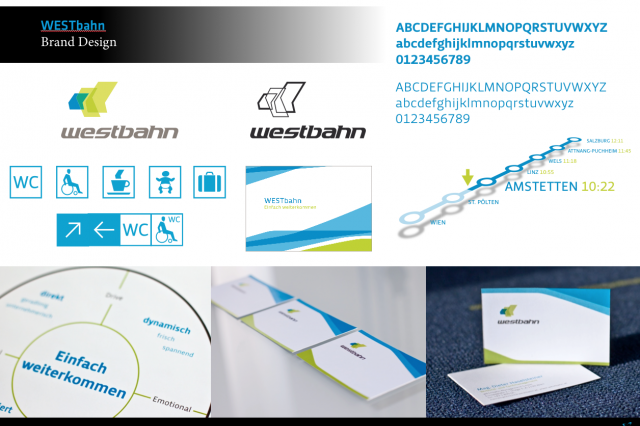 Westbahn | Integrated Design